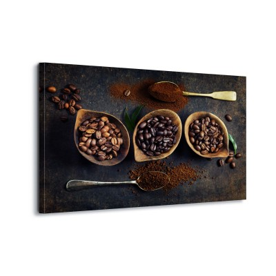 "Photo canva ""Coffee"""