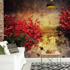 "Photo wallpaper ""Colour Splash Abstract Art"""