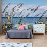 "Photo wallpaper ""Beach Sea Sand Dunes Coastal"""