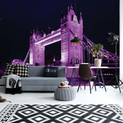"""Fototapetas """"Londono Tower tiltas"""""""