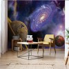 "Photo wallpaper ""Outer Space Planets Galaxies"""