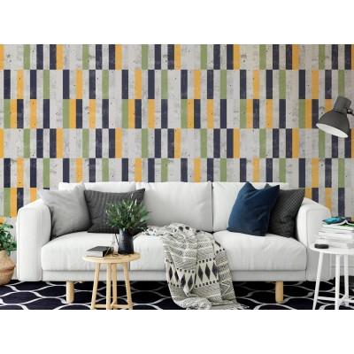 """Wallpaper """"Bar""""- 6 colors"""