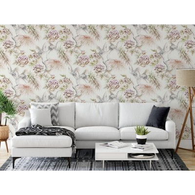 """Wallpaper """"Chinoiserie"""" - 8 colors"""