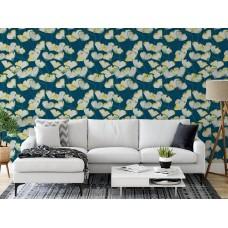"""Wallpaper """"Ginkgo"""" - 8 colors"""