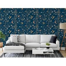 "Wallpaper ""Vogel"" - 8 colors"