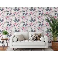 """Wallpaper """"Bluma"""" - 8 colors"""