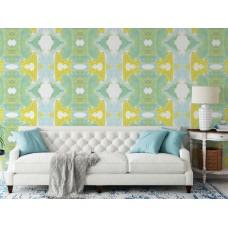 """Wallpaper """"Marbled Paper Citrus"""
