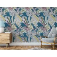 """Wallpaper """"Bangara"""" - 8 colors"""