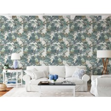 """Wallpaper """"East India"""" - 8 colors"""