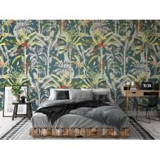 "Wallpaper ""Haute Jungle"" - 8 colors"