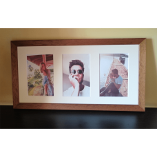 Collage - a photo frame for several photos