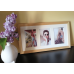 Collage photo frame -  light 3 10x15 photo