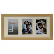 "Collage photo frame ""Amzona"" -  light 3 10x15 photo"