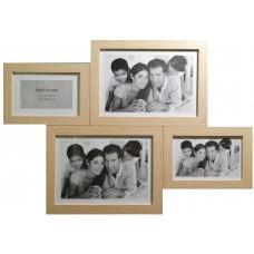 Nuotraukų rėmelių galerija 54x39,5 (smėlio)