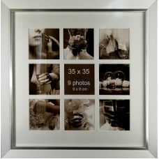 "Collage - photo frame for several photos ""Song"""