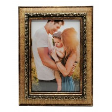 Plastic photo frame - vintage