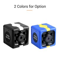 Mini camera night vision with 120 ° wide angle